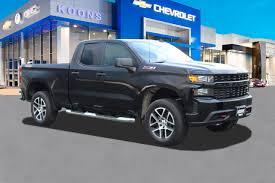 100 4wd Truck 2019 Chevrolet Silverado 1500 Silverado Custom Trail Boss For Sale