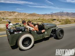 Loose Nuts - Willys Flatfender Jeep - Hot Rod Network