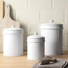 Ceramic Kitchen Canister Sets Farmhouse Rustic Kitchen Canister Set Kitchen Canisters