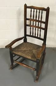 Spindle Back Rocking Chair - LA95926 | LoveAntiques.com Bow Back Chair Summer Studio Conant Ball Rocking Chair Juegomasdificildelmundoco Office Parts Chairs Leg Swivel Rocking High Spindle Caned Seat Grecian Scroll Arm Grpainted 19th Century 564003 American Country Pine Newel North Country 190403984mid Modern Rocker Frame Two Childrens Antique Chairs Cluding Red Painted Spindle Horseshoe Bend Amish Customizable Solid Wood Calabash Assembled