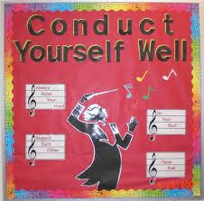 Band Room Bulletin Board Idea