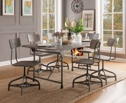 Chicago 7 Piece Dining Set Fniture Unbelievable Cool Seagrass Ding Chairs With Rh Modern Homepage Leikela Papaya Medley Tropical Set Round Table For 6 Visual Hunt Room Walker Las Vegas Bernhardt Club Room Ideas Five Piece Gaming Lifttop And Chair By Hillsdale Welcome Dinettes Unlimited Interior Design Ideas House Of Hipsters Padmas Plantation Sandspur Beach Arm Casters Chalk Paint Kitchen