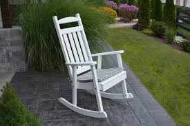 Amazon.com: Outdoor POLY Classic Rocking Chair - Amish Made ...