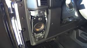 DIY How To Install Speakers In A Jeep - YouTube