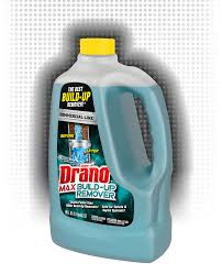 Drano Wont Unclog Kitchen Sink by Max Build Up Remover Drano Sc Johnson
