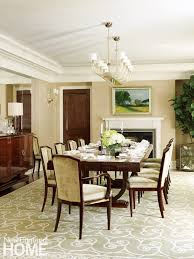 Georgian Dining Room by Step Inside A Georgian Manse With Art Deco Style New England