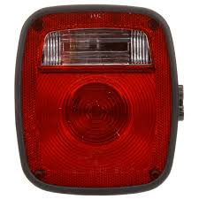 Signal-Stat, Incandescent, Red/Clear Polycarbonate Lens, LH, Combo ... Truck Lite Led Headlights Lights 15 Series 3 Diode License Light Rectangular Bracket Mount 80 Par 36 5 In Round Incandescent Spot Black 1 Bulb Trucklite Catalogue 22 Yellow Side Turn 66 Clear Oval Backup Flange 7 Halogen Headlight Glass Lens Alinum 12v Signalstat Redclear Acrylic Lh Combo Box 26 Chrome Atldrl Universal 4 X 6 Snow Plow 21 High Mounted Stop 16 Red 60 Horizontal