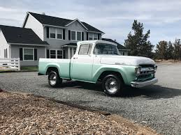 100 1957 Truck Ford F100 Classics For Sale Classics On Autotrader