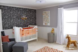 Orange, Gray And White Nursery Room - Project Nursery Baby Find Pottery Barn Kids Products Online At Storemeister Blythe Oval Crib Vintage Gray By Havenly Best 25 Tulle Crib Skirts Ideas On Pinterest Tutu 162 Best Girls Nursery Ideas Images Twin Kendall Cribs Dresser Topper Convertible Cribs Shop The Bump Registry Catalog Barn Teen Bedding Fniture Bedding Gifts Themes Design Quilt Rack Fding Nemo Bassett Recall
