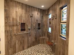 Custom Shower Remodeling And Renovation Functional Bathroom Remodel Piney Point Contractor Bath