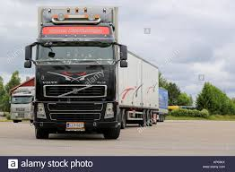 JAMSA, FINLAND – JUNE 18, 2015: Volvo FH16 Semi Truck Leaves A Truck ... New Volvo Fh 16 Now On Its Way Logistics Trucking Transport Fm Diesel Engines Trucks Vintage Car Truck Components For Sale Ebay 2008 Lvo D13 Engine Assembly For Sale 520766 New Gas Trucks Cut Co2 Emissions By 20 To 100 Penta And Sandvik Collaborate Truck Engine Ming Magazine Unveils Lng Engines Iepieleaks Archives Brigvin 2018 Vnr62t 640 With D11 425hp Engine Walkaround Volvos 2014 Offer Better Mileage News New Euro6 Oils Suitable For Oil 15w40 10w40