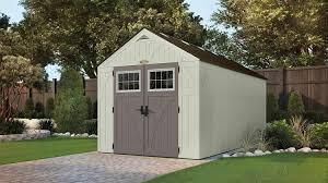 883 cu ft tremont 8 x 16 storage shed suncast corporation