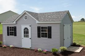10x16 Shed Floor Plans by 10x16 Carriage Shed 10x16 Vinyl Storage Building Byler Barns