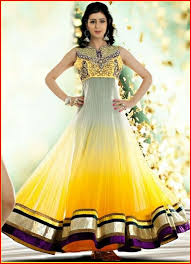 Pakistani Party Dresses For Teens