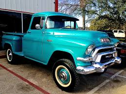 1956 GMC NAPCO 4×4 Truck For Sale At Motoreum | ATX Car Pictures ...