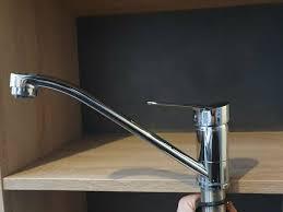 einhandmischer wasserhahn küche emil untertischgerät