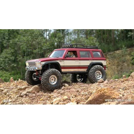Cross RC SU4C 1/10 Demon 4x4 Crawler Kit-Full Hard Body SUV