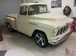 1956 Chevy Pick Up Truck 3100 Standard Cab Pickup 2-Door 3.8L
