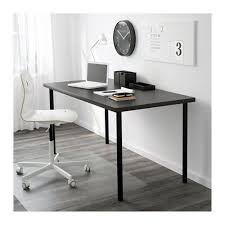 ikea bureau noir bureau noir excellent amnagement bureau ikea source bureau noir et