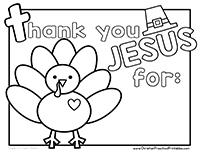 Thanksgiving Bible Printables Crafts
