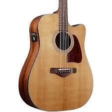 Ibanez AVD9EVNT Artwood Vintage Thermo Aged Series Acoustic Electric Dreadnought Guitar