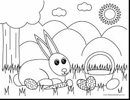 Unbelievable Easter Coloring Pages With Printable And Preschool