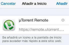 Remote para iPhone y iPad