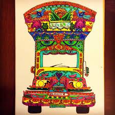 100 Truck Art Doodle Doo Pakistani Meyree Jaan Pakistan Art
