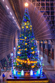 Best Christmas Tree Type Uk by Mailonline Travel Reveals The Best Christmas Trees In The World