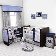 Nautical Crib Bedding by Navy Blue Vintage Airplane Baby Boy Crib Bedding Set 9pc Nursery