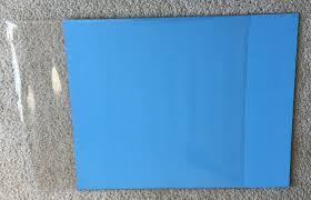 Items Needed Two 22 X 28 Sided Blue Project Sheets From Hobby Lobby Cardboard Covered In Colored Paper One Yard Of Light Felt