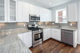gray subway tile kitchen backsplash gray kitchen tile interior