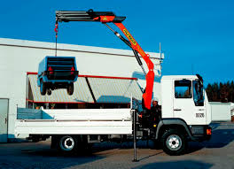 Truck-mounted Crane / Hydraulic / Loading - PK 6500 - Palfinger - Videos