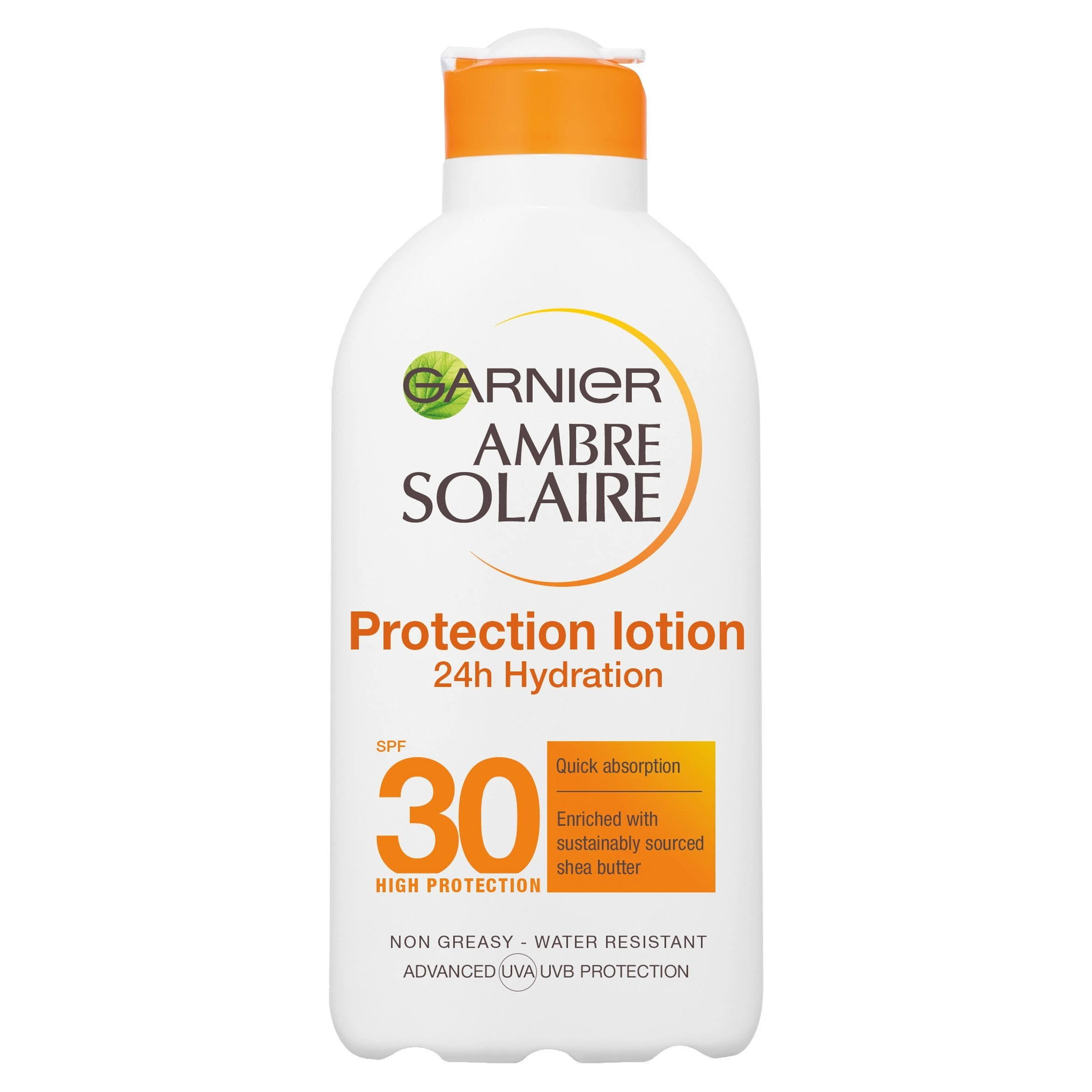 Ambre Solaire Ultra-Hydrating Shea Butter SPF30 Sun Protection Cream - 200ml