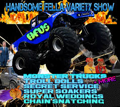 HANDSOME FELLA VARIETY SHOW : Monster Trucks, Troll Dolls & Royal ... Megalodon Truck Decal Pack Monster Jam Stickers Decalcomania World Record Monster Truck Jump Youtube From Remotecontrolled Cars To Trucks Bari Musawwir Broke Jump Game For Mac Iphone And Ipad Family Fun Action Bestride Traxxas Bigfoot No1 Original Rtr 110 2wd W Stock Photos Images Coloring Page Kids Transportation Crush It Ps4 Amazoncouk Pc Video Games Monster Trucks Invade The Chris Beck Arena On August 10 11 12