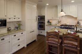 Kitchen Cabinet Crown Molding Ideas Rustic With Shaker Style Ceiling Lighting Wood Cabinets