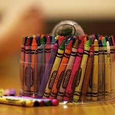 Crayola Bathtub Crayons Ingredients by Crayola Telescoping Crayon Tower 150 Crayons Storage Case