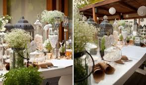 Herb Themed Wedding Rustic Decoration 4