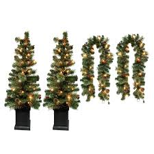 Snowy Dunhill Christmas Trees by Christmas Trees Kohl U0027s