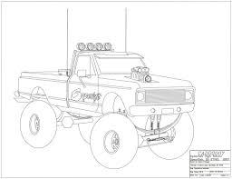 Truck Drawings - | Casadecalifornia.com