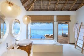 100 W Retreat Maldives A Dreamed Resort Above The Indian Ocean