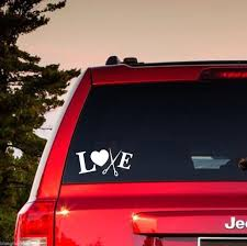 Buy HAIR STYLIST HAIRDRESSER LOVE HEART SCISSORS WINDOW DECAL ... Princess Auto Die Cut Vinyl Cartruckwindow Decal Bumper Etsy 19972018 F150 American Muscle Graphics Perforated Real Flag Rear 2018 Hot Sale Cool I Am The Stig Window Truck Sticker Amazoncom Dabbledown Decals Large Dirty Money Car 9719 Lrtgrapscompanytruckseethroughwindowdecalvehicl Flickr Ford Skulls Gatorprints New 26 Examples For Cars And Trucks Mbscalcutechcom Jdm Tuner Window Decal Stickers Your Car Or Truck Youtube Attention Whore Sexy Girl Friend Best In Calgary
