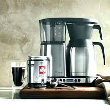 Coffee Maker Stainless Steel Carafe As Well Large Cup Makers Target Pot For Parties Frame Amazing Kitchenaid