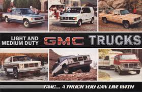 1985 Light And Medium Duty GMC Sales Brochure 1985 Gmc K1500 Sierra For Sale 76027 Mcg Restored Dually Youtube Review1985 K20 Classicbody Off Restorationnew 85 Gmc Truck Ignition Wiring Diagram Database Car Brochures Chevrolet And 3500 Flat Deck 72 Ck 1500 Series C1500 In Nashville Tn Stock Pickup T42 Houston 2016