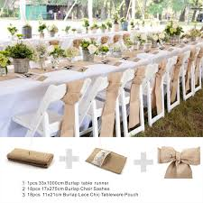 Detail Feedback Questions About Burlap Chair Sashes Cover Jute Tie ... 40 Pretty Ways To Decorate Your Wedding Chairs Martha Stewart Weddings San Diego Party Rentals Platinum Event Monogram Decorations Ideas Inside Tables And 1888builders Spandex Folding Chair Cover Lavender Padded Hire For Outdoor Parties In Sydney Can Plastic Look Elegant For My Ctc 23 Decoration White Galleryeptune Aisle Metal Unique Reception Seating