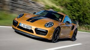 2017 Porsche 911 Turbo S Exclusive Series First Drive Really Fast