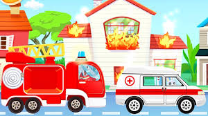 Mobil Polisi - Fire Truck For Children - Vehicles Cars Kids Truck ... Kids Truck Video Fire Engine 2 My Foxies 3 Pinterest Red Monster Trucks For Children For With Spiderman Cars Cartoon And Fun Long Videos Garbage Youtube Best Of 2014 Gaming Cartoons Promo Carnage Crew Armed Men Kidnap Orphans Alberton Record Bulldozer Parts Challenge Themes Impact Hammer