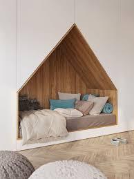 chambre alcove lit alcove