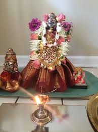Varalakshmi Vratham Decoration Ideas In Tamil by Amuthis Kitchen South Indian Recipes