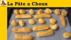 la pâte à choux recette facile et rapide
